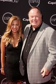 LOS ANGELES - JUL 17:  Dennis Haskins arrives at the 2013 ESPY Awards at the Nokia Theater on July 1