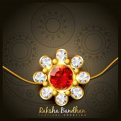 picture of rakshabandhan  - beautiful indian hindu festival of rakshabandhan - JPG