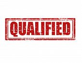 Qualified-stamp
