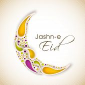 picture of eid festival celebration  - Jashn E Eid  - JPG