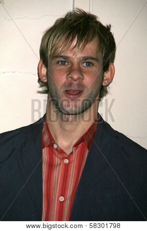 Dominic Monaghan at An Evening with