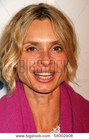 Maryam d'Abo at the BAFTA/LA Tea Party. Four Seasons Hotel, Los Angeles, CA. 01-14-07