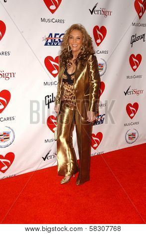 Denise Rich at the 2007 MusiCares Person of the Year Honoring Don Henley. Los Angeles Convention Center, Los Angeles, CA. 02-09-07