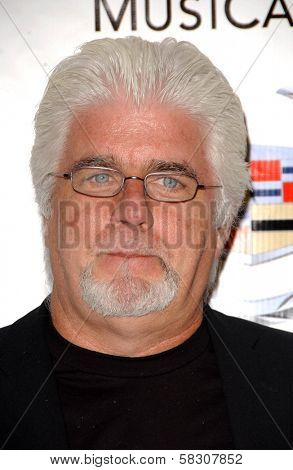 Michael McDonald at the 2007 MusiCares Person of the Year Honoring Don Henley. Los Angeles Convention Center, Los Angeles, CA. 02-09-07