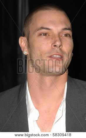Kevin Federline at the Verizon Rolling Stone Grammy Party. Avalon, Hollywood, CA. 02-09-07