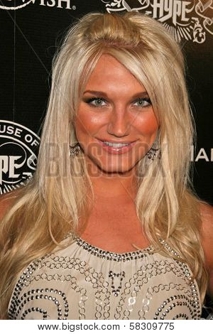 Brooke Hogan at
