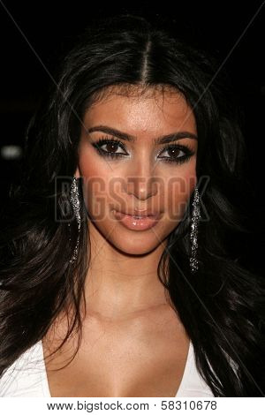 Kim Kardashian at