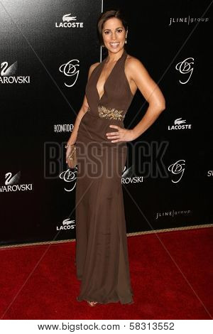Ana Ortiz at The 9th Annual Costume Designers Guild Awards Gala. The Beverly Wilshire Hotel, Beverly Hills, CA. 02-17-07