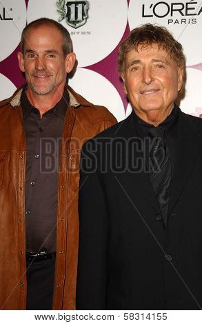 Richard Grossi and Sid Krofft at the People Magazine Post Grammy Party. Eleven, West Hollywood, CA. 02-11-07