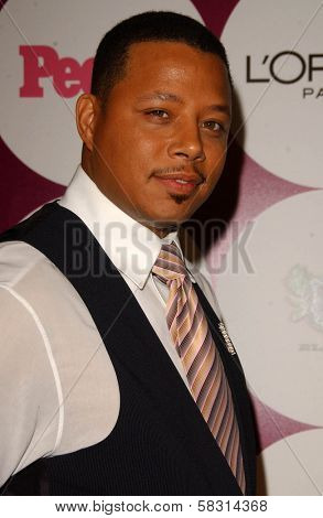 Terrence Howard at the People Magazine Post Grammy Party. Eleven, West Hollywood, CA. 02-11-07