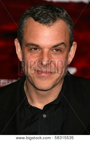 Danny Huston at the Los Angeles Premiere of