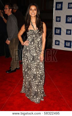 Roselyn Sanchez at the 2006 GM TEN Fashion Show. Paramount Studios, Hollywood, CA. 02-20-07
