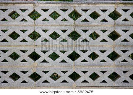 Unique Concrete Background Wall