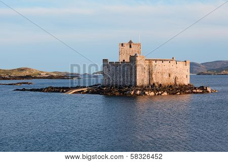 Kisimul Castle, Castlebay, Isle Of Barra, Outer Hebrides, Scotland.