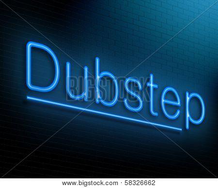 Dubstep Concept.