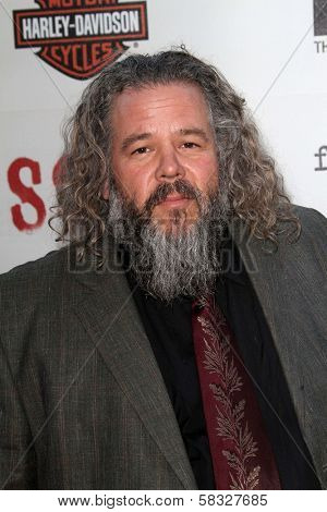 Mark Boone Junior at the