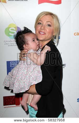 Jennifer Aspen at the 2nd Annual Red CARpet Event, SLS Hotel, Beverly Hills, CA 09-08-12