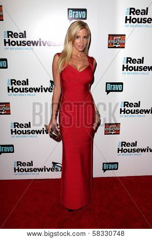 Camille Grammer at