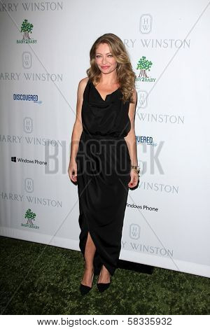 Rebecca Gayheart at the First Annual Baby2Baby Gala Presented by Harry Winston, Book Bindery, Culver City, CA 11-03-12