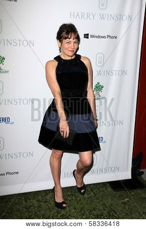Natasha Gregson Wagner at the First Annual Baby2Baby Gala Presented by Harry Winston, Book Bindery, Culver City, CA 11-03-12