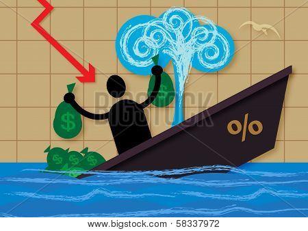 Sinking Finances