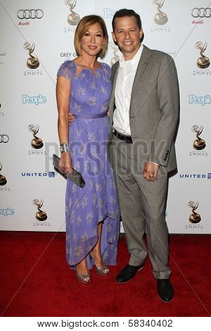 Jon Cryer at the 64th Primetime Emmy Award Performer Nominee Reception, Spectra by Wolfgang Puck, West Hollywood, CA 09-21-12