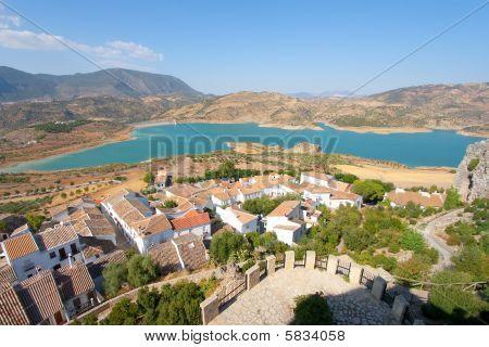 Reservoir Of Zahara