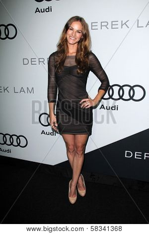 Kelly Overton at Audi and Derek Lam Kick Off Emmy Week 2012, Cecconi's, West Hollywood, CA 09-16-12