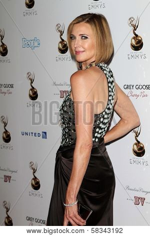 Brenda Strong at the 64th Primetime Emmy Award Performer Nominee Reception, Spectra by Wolfgang Puck, West Hollywood, CA 09-21-12