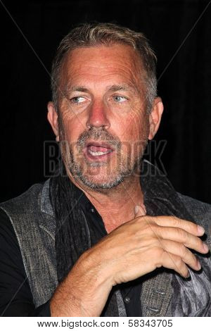 Kevin Costner at the