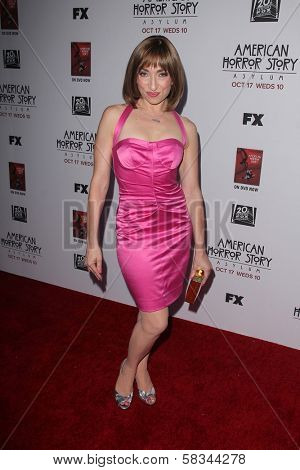 Naomi Grossman at the Premiere Screening of FX's