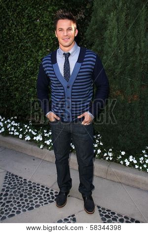 Matt Lanter at the Rape Treatment Center Fundraiser hosted by Viola Davis and honoring Norman Lear, Greenacres, Neberly Hills, CA 10-14-12