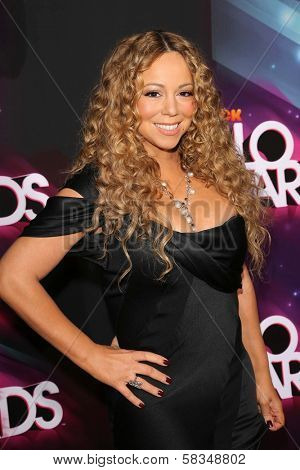 Mariah Carey at the 2012 TeenNick HALO Awards, Hollywood Palladium, Hollywood, CA 11-17-12