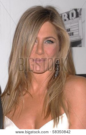 Jennifer Aniston at the 26th American Cinematheque Award Honoring Ben Stiller, Beverly Hilton Hotel, Beverly Hills, CA 11-15-12