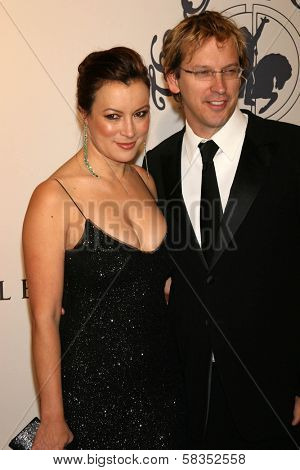 Jennifer Tilly and Phil Laak at the 17th Carousel of Hope Ball to benefit The Barbara Davis Center for Childhood Diabetes. Beverly Hilton Hotel, Beverly Hills, CA. 10-28-06