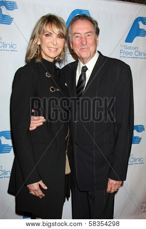 Eric Idle at the Saban Free Clinic Gala, Beverly Hilton, Beverly Hills, CA 11-19-12