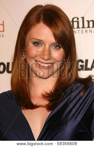 Bryce Dallas Howard at the Glamour Reel Moments Short Film Series presented by Cartier. Directors Guild of America, Los Angeles, CA. 10-16-06