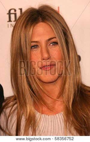 Jennifer Aniston at the Glamour Reel Moments Short Film Series presented by Cartier. Directors Guild of America, Los Angeles, CA. 10-16-06