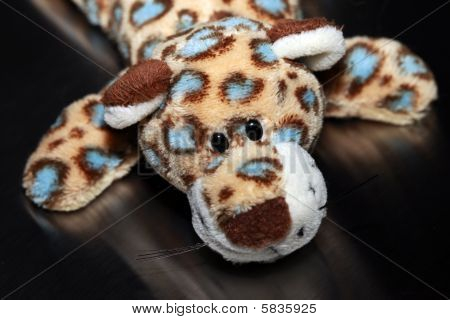 Juguete de leopardo