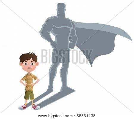 Boy Superhero Concept 2