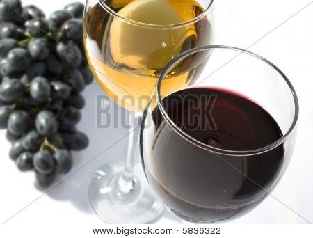 Wines and Fruit