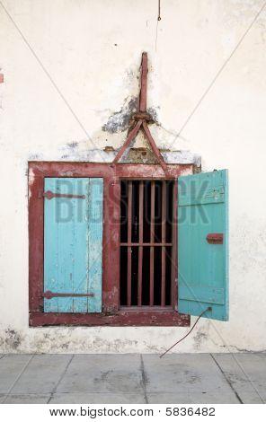 Indonesian window