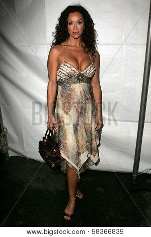 Sofia Milos at the Gen Art 9th Annual Fresh Faces in Fashion event, Barker Hanger, Santa Monica, CA 10-13-06