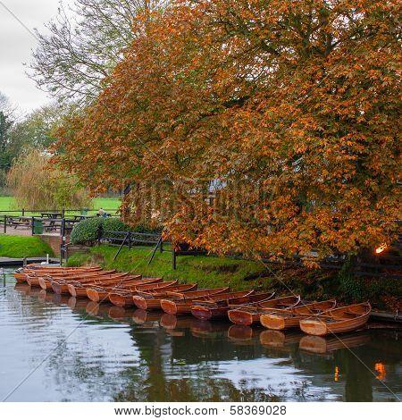 Hire Boats At Dedham