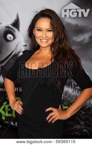 Tia Carrere at the