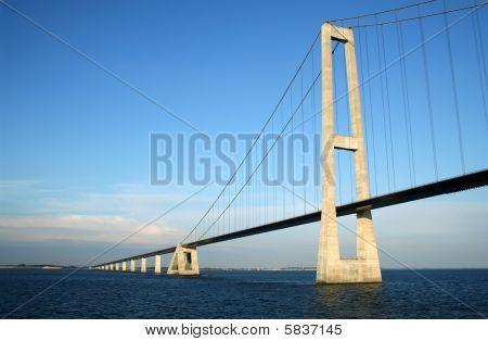 Great Belt Suspension Bridge