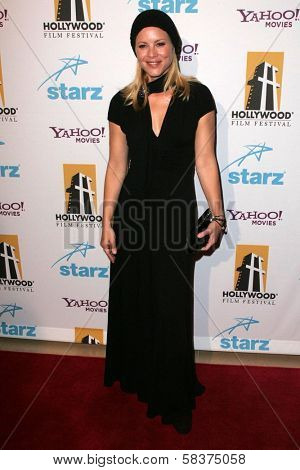 Maria Bello at the Hollywood Film Festival's 10th Annual Hollywood Awards Gala. Beverly Hilton Hotel, Beverly Hills, CA. 10-23-06