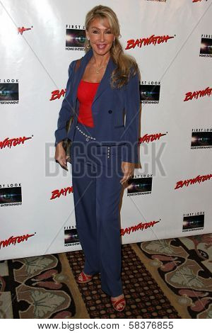 Linda Thompson at the DVD Release of