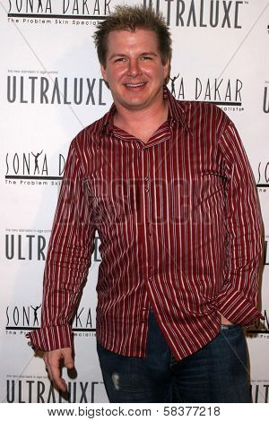 Scott Steel at the Sonya Dakar Skin Clinic Opening. Sonya Dakar SKin Clinic, Beverly Hills, CA. 10-24-06