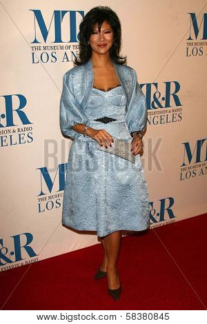 Julie Chen at The Museum of Television & Radio's Annual Los Angeles Gala. Regent Beverly Wilshire Hotel, Beverly Hills, CA. 10-30-06